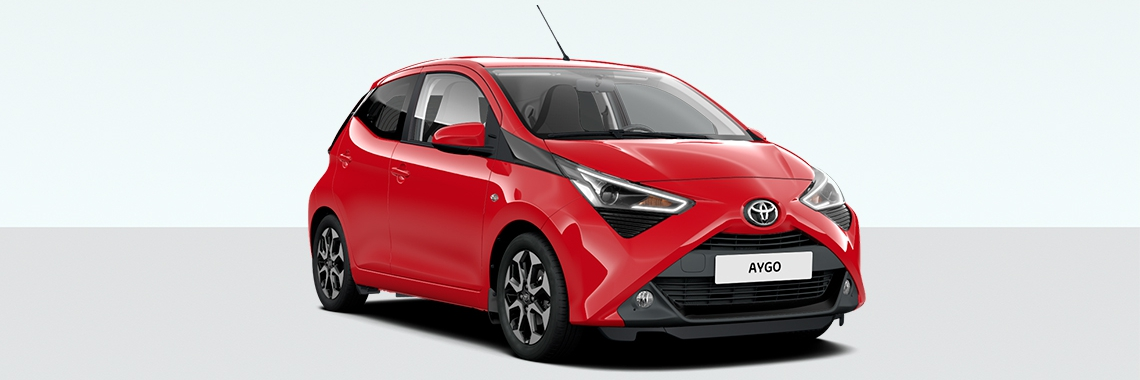 AYGO Private Lease. Bestel nu online!